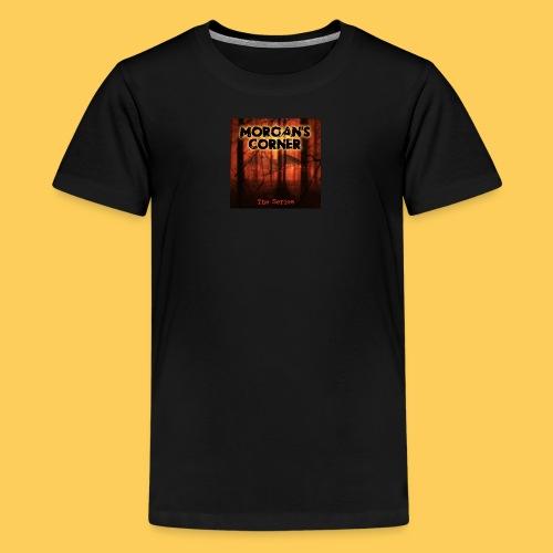Kid's American Apparel Early Logo Tee - Kids' Premium T-Shirt