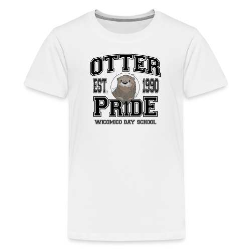 Otter Pride - Youth T-shirt (more colors available) - Kids' Premium T-Shirt