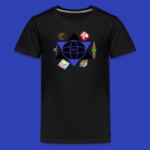Kid's Supporter T-shirt - Kids' Premium T-Shirt