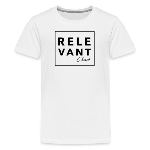 Kids Box Tee WT - Kids' Premium T-Shirt