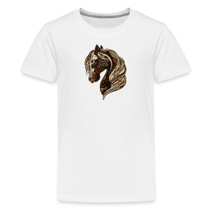 Wild Horse Tshirt for kids from South Seas Tees - Kids' Premium T-Shirt