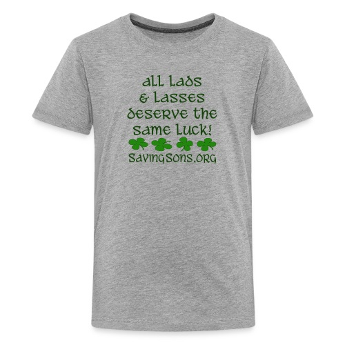 All Lads & Lasses - Kids' Premium T-Shirt