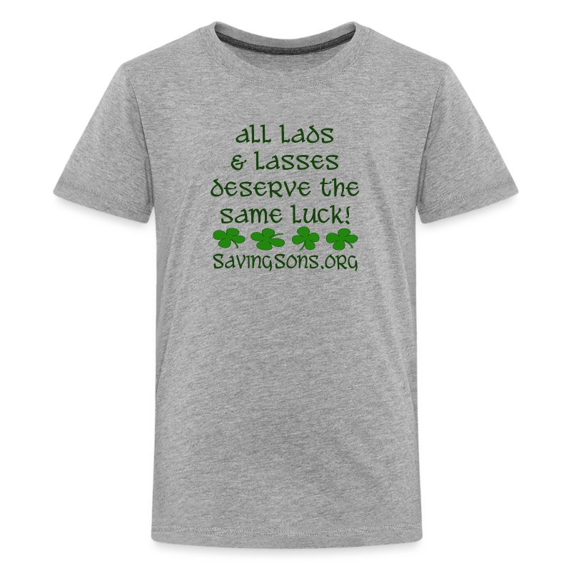 All Lads & Lasses - Kids' Premium T-Shirt
