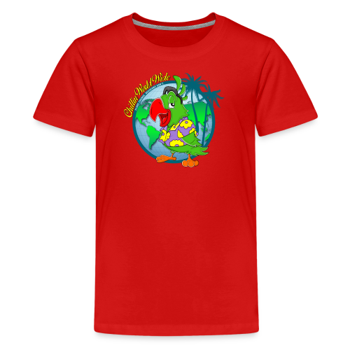 ChillinWorldWide Kid's T-Shirt - Kids' Premium T-Shirt