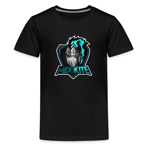 Logo - Kid's T-Shirt by American Apparel - Kids' Premium T-Shirt