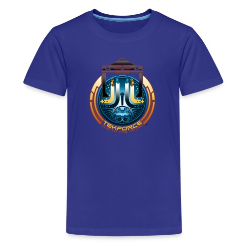 Ode to the Retro - Kid's T-Shirt - Kids' Premium T-Shirt