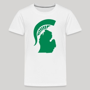 The State of Michigan - Kids' Premium T-Shirt