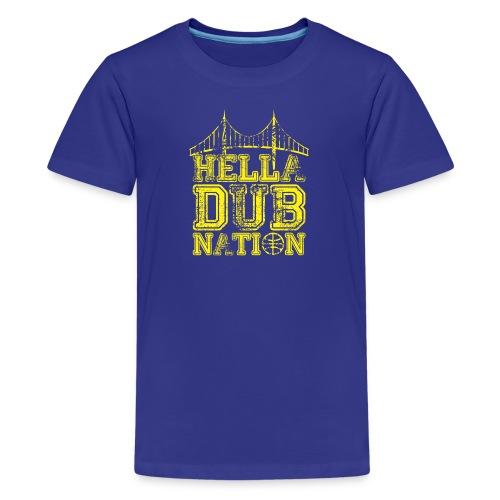 DUBNATION - Kids' Premium T-Shirt
