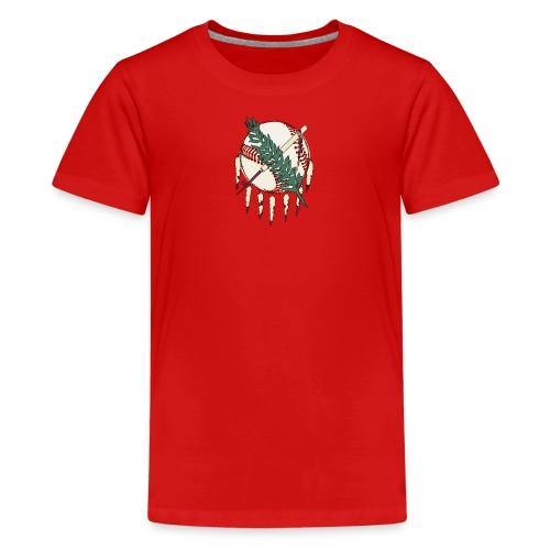 Kid's Okie Baseball Tank - Kids' Premium T-Shirt