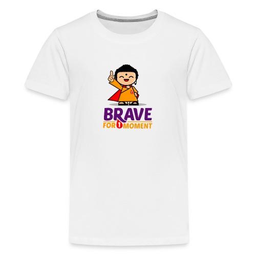Brave For 1 Moment Kid's T-shirt - Kids' Premium T-Shirt