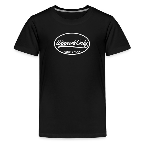 Kid's Winner's Only Original T - Kids' Premium T-Shirt
