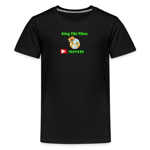 king tiki films - Kids' Premium T-Shirt