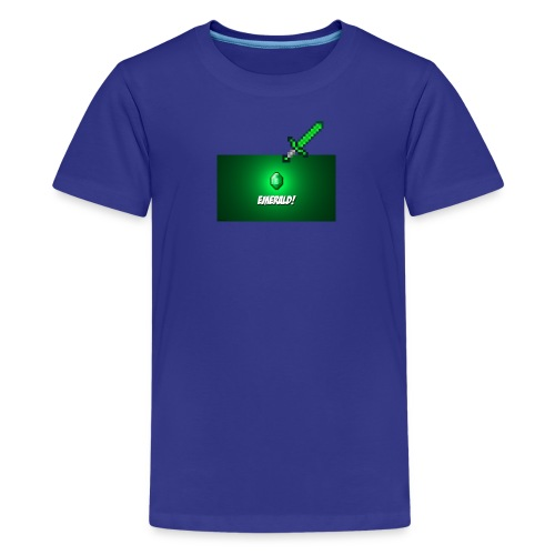 bue shirt - Kids' Premium T-Shirt