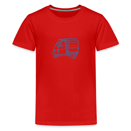 Tricycle Van - Kids' Premium T-Shirt