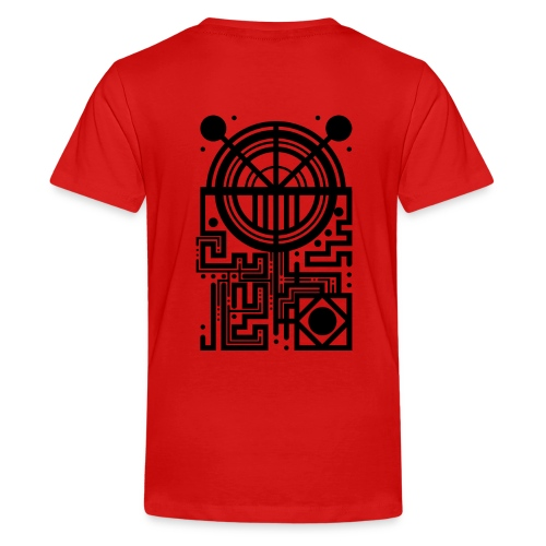 System 0.2.7.R - Kids' Premium T-Shirt