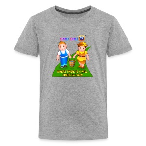 Motivational Quotes 8 (T-Shirt by American Apparel) - Kids' Premium T-Shirt