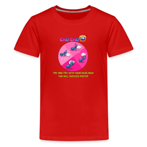 Motivational Quotes 12 (T-Shirt by American Apparel) - Kids' Premium T-Shirt