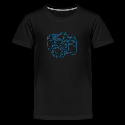 Camera - Kids' Premium T-Shirt