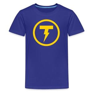 Thunderbolt Comedy American Apparel Youth T-Shirt - Kids' Premium T-Shirt