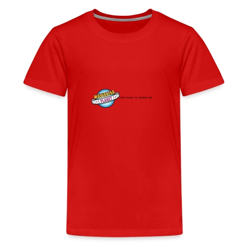 MovieStarPlanet TShirt - Kids' Premium T-Shirt