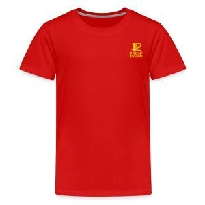 Prime Esq/Kids Gold Rush - Kids' Premium T-Shirt