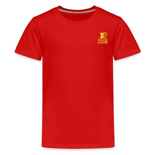 Prime Esq/Kids Gold Rush - Kids' Premium T-Shirt