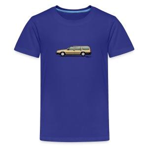740 745 Wagon Gold - Kids' Premium T-Shirt