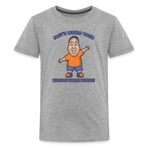 Joeys World Tour T Shirt