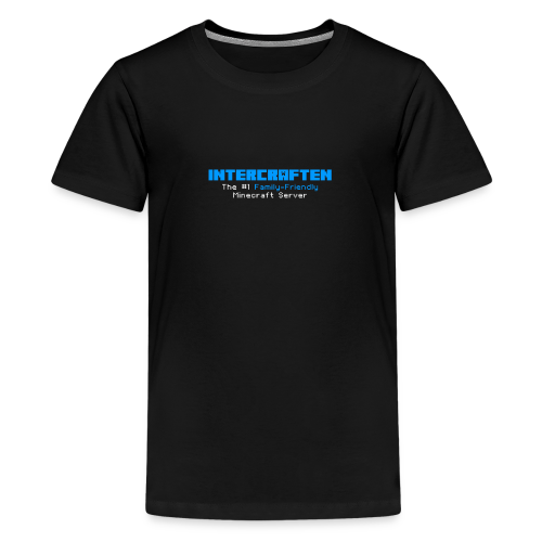 Intercraften Logo Shirt - KIDS SIZES - Kids' Premium T-Shirt