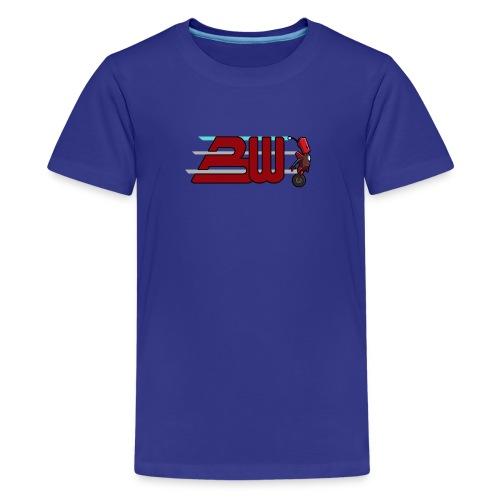 Blitzwinger Woosh Kids T-Shirt - Kids' Premium T-Shirt