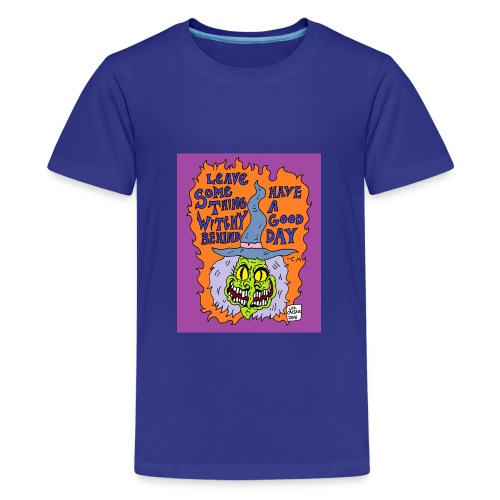 witchy kids - Kids' Premium T-Shirt