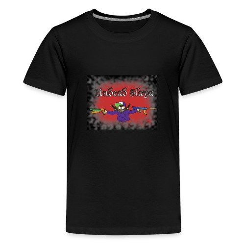 Kids Undead Slaya T-shirt - Kids' Premium T-Shirt