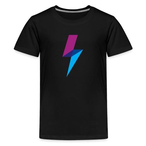 Girl Powered Kids T-Shirt - Kids' Premium T-Shirt