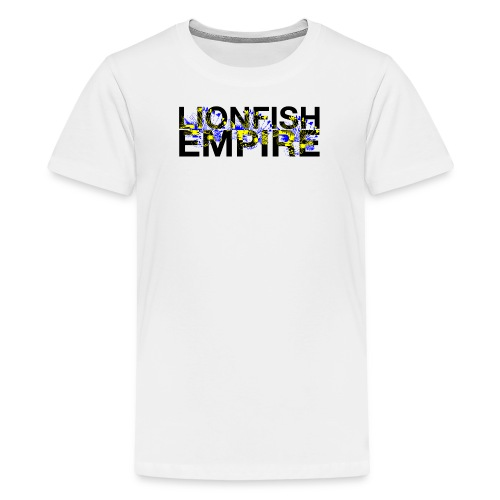 Lionfish Kids (3 Logo) - Kids' Premium T-Shirt