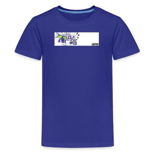 Lionfish Kids (71%) - Kids' Premium T-Shirt