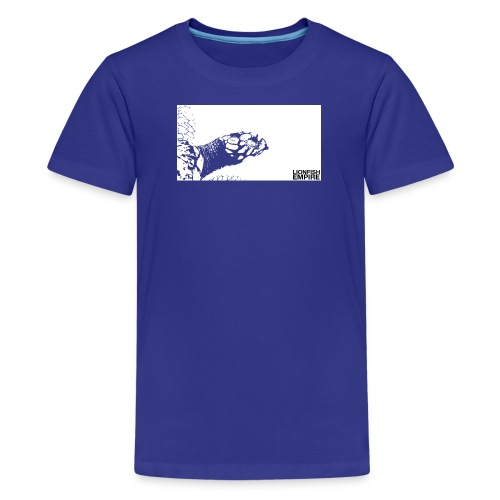 Hawksbill Kids (White) - Kids' Premium T-Shirt