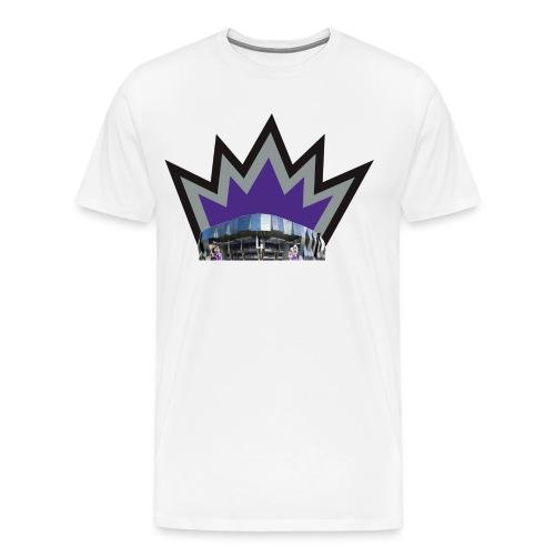 Golden 1 Center - Men's Premium T-Shirt