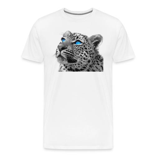 Snow Leopard - Men's Premium T-Shirt