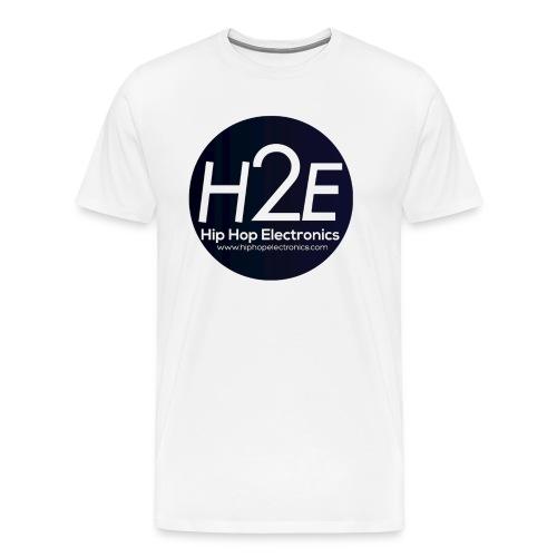 H2E hip hop electronics.com - Men's Premium T-Shirt