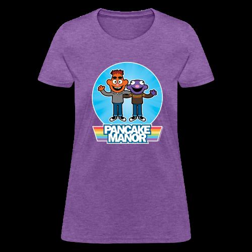 LADIES : Best Friends - Women's T-Shirt