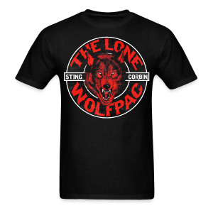 THE LONE WOLFPAC - Men's T-Shirt