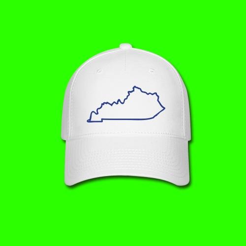 ky blue cap - Baseball Cap