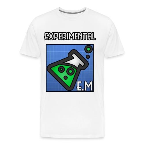 Men's Experimental Big - Men's Premium T-Shirt