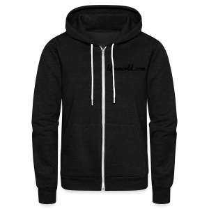 BFM's 1 - Unisex Fleece Zip Hoodie by American Apparel
