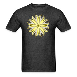 Yellow Energy Star - Men's T-Shirt