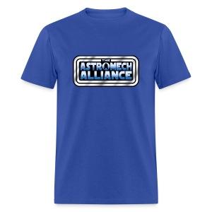 Astromech Alliance CHEST LOGO (MAN) - Men's T-Shirt