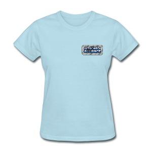 Astromech Alliance BADGE (LADY) - Women's T-Shirt