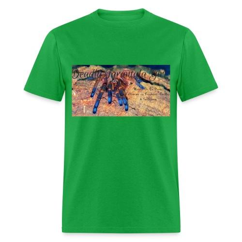 DTG YouTube Logo - Men's T-Shirt