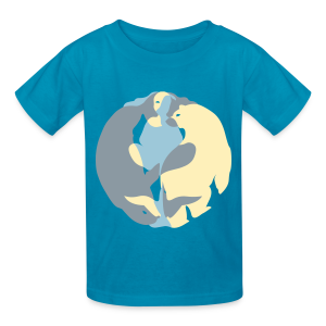 Spirit of the North Shirts - Kid's T-shirts - Kids' T-Shirt