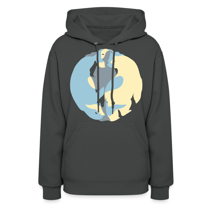 Spirit of the North Hoodie - Women's Hooded Sweatshirts - Women's Hoodie